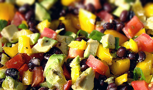 гуакамоле - салат